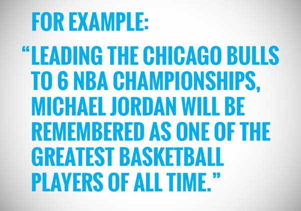 Leading the Chicago Bulls to 6 NBA championships, MIchael Jordan will be remembered as one of the greatest basketbal players of all time